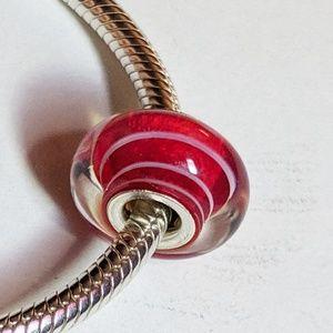 Chamilia Murano Glass Charms